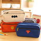 Classic Heroes Pencil Case Travel Toiletry Cosmetic Makeup Bag Wash Organizer