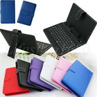 Premium Multi-Function PU Leather Keyboard Stand Case Fr Tesco Hudl 2 8.3''  New