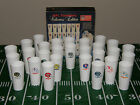 Vintage 1983 NLF 12 oz. Tumblers Cups: Pick Your Team: Multiples Available $7.5 USD