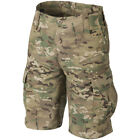 HELIKON TACTICAL US ARMY CPU PATROL CARGO SHORTS HIKING TREKKING PANTS CAMOGROM
