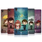 HEAD CASE DESIGNS CUTE EMO LOVE CASE COVER FOR HUAWEI ASCEND P7 LTE