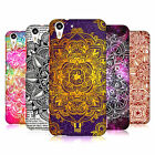 HEAD CASE DESIGNS MANDALA DOODLES CASE COVER FOR HTC DESIRE EYE LTE
