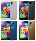 Samsung Galaxy S5 SM-G900A 16GB (4G LTE Factory UNLOCKED) BLACK WHITE B