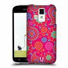 HEAD CASE DESIGNS PSYCHEDELIC PAISLEY CASE COVER FOR KYOCERA DIGNO T 302KC LTE