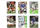 Pro Set cards signed Foyle, Wigley, Morrissey, Spearing, Cooper, Griffiths