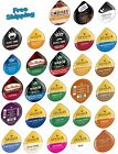 NEW & FRESH T DISCs for Tassimo Beverage System YOU PICK THE BRAND & FLAVOR