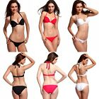 Sexy Women's Bombshell Swim Tops Bikini Push Up Bra Brazilian Swimsuit Swimwear