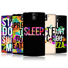 HEAD CASE DESIGNS FLOWERY STATEMENTS CASE COVER FOR ONEPLUS ONE