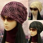 vogue lady womens handmade headscarf lace print coloful Cap Shining headwrap new