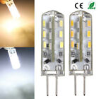 G4 2W 3014 SMD 24 LED Silicone Capsule Replace Halogen Light Bulb Lamp 110-220V