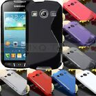 S Line Soft TPU Gel Silicone Case Cover Skin For Samsung Galaxy Xcover 2 S7710