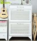 Modern Shoe Storage Cabinet Cupboard Furniture Solution Footwear Trainers Boots