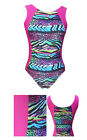 All size *Jungle Fever* Girls Lycra Gymnastics/Dance leotard 28,30,32 & 34