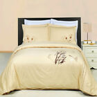 Katella Embroidered 8-PC Bed in a Bag 100% Egyptian Cotton