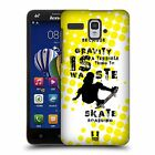 HEAD CASE DESIGNS EXTREME SPORTS COLLECTION 1 HARD BACK CASE FOR LENOVO A688T