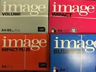 IMAGE VOLUME BUSINESS IMPACT PLUS A4 PAPER - 60 80 100 120 160 200 gsm  2500 box