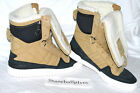 Adidas Jeremy Scott Tall Boy Winter Boots Size 11 NEW DEADSTOCK M29009 Fur JS