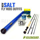 NEW - Sage Salt 890-4 Fly Rod Outfit - FREE SHIPPING!