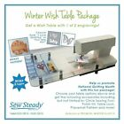 SINGER SES2000 Sewing Machine Sew Steady Wish Table PACKAGE Winter Sale