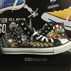 Converse All Star Custom Super Mario Bros Shoes Scarpe Uomo Donna Unisex shoe