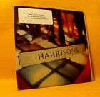 Cardsleeve single CD Harrisons Monday's Arms 3TR 2007 Indie Rock