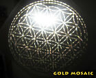 Flower of Life Metallic Vinyl fx Stickers various Colours