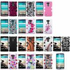 Colors TUFF Hybrid Hard Plastic Silicone Phone Cover Case For LG G3+Protector