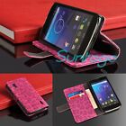 New Leopard Wallet Style Leather Cover Case for LG Google Nexus 4 E960