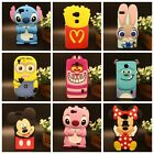 For Huawei Ascend HONOR 3D Disney Cartoon Animal Silicon Cute Lovely Child Case