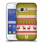 HEAD CASE DESIGNS KNITTED CHRISTMAS CASE FOR SAMSUNG GALAXY YOUNG 2 G130