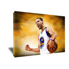 STEPHEN CURRY Golden State Warriors Poster Photo Painting on CANVAS Wall Art on eBay