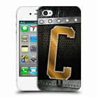 HEAD CASE DESIGNS BOLTED INITIALS HARD BACK CASE FOR APPLE iPHONE 4