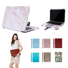 Mosiso PU Leather Book Cover Clip On Case for MacBook Pro Air 11,13,15 Retina 12