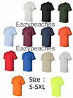 Gildan NEW Mens Size S-XL 2XL 3XL 4XL 5XL Pocket Tees 100% Cotton T-Shirt G230