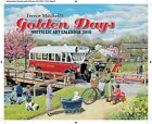 Calendar/Calender 2016 ~ GOLDEN DAYS ~ One Month to View
