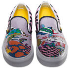 Vans x THE BEATLES Classic Slip On Mens Shoes NEW Sea of Monsters  FAB FOUR
