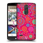 HEAD CASE DESIGNS PSYCHEDELIC PAISLEY CASE FOR LG G3 STYLUS D690 DUAL SIM