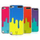 HEAD CASE COLOUR BLOCK MELTDOWN GEL CASE FOR APPLE iPOD TOUCH 5G 5TH GEN
