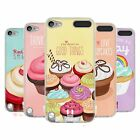HEAD CASE CUPCAKE HAPPINESS SILICONE GEL CASE FOR APPLE iPOD TOUCH 5G 5TH GEN