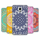 HEAD CASE MANDALA SILICONE GEL CASE FOR SAMSUNG GALAXY NOTE 4
