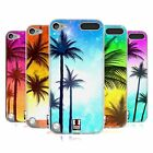 HEAD CASE SUMMER SILHOUETTES SILICONE GEL CASE FOR APPLE iPOD TOUCH 5G 5TH GEN