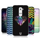 HEAD CASE TREND MIX SILICONE GEL CASE FOR LG G2 D802