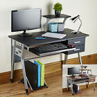 PC Table Computer Desk Work Station Home Office Furniture