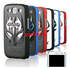 3D Batman Knight Superhero Hard Case Cover for Samsung Galaxy S3 i9300