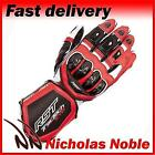 RST Motorcycle Bike Tractech Evo CE 2579 Red Sports Race CE Certified Gloves