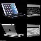 Aluminum Bluetooth Keyboard Stand Case Cover Dock for iPad Pro iPad 4.3.2 Air 2