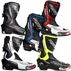 RST Tractech Evo Boots CE Approved Motorcycle Motorbike Sport Race Road 2014-15
