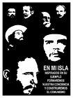 High Quality POSTER on Paper or Cotton Canvas.Art.Fidel Castro Che Guevara.4078