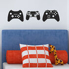 Gamer Wall Stickers - Pack of 3 Games Console Controller Wall Stickers