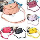Women Leather Crossbody Satchel Ladies Shoulder Handbag Purse Messenger Bag New